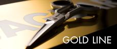 Gold Line Jaguar
